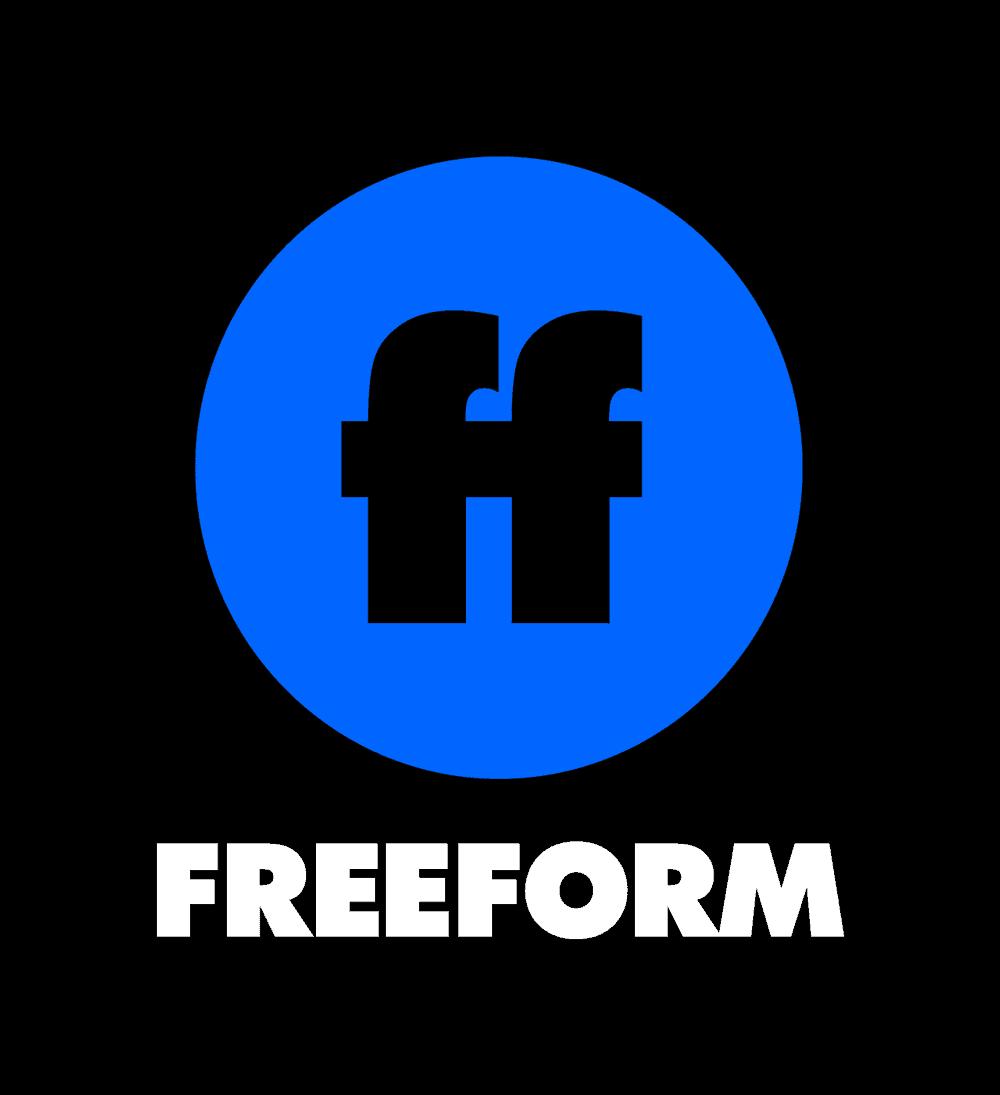 New Logo for FreeForm | Logos, Channel logo, Abc app