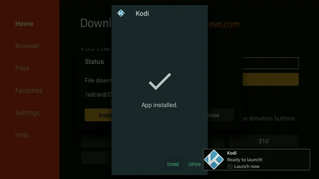 Kodi APK