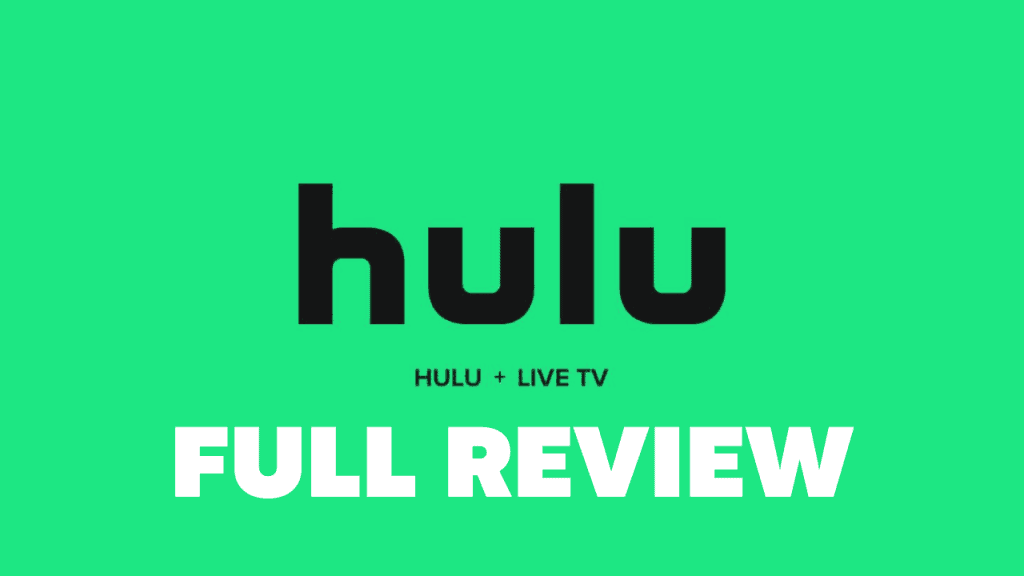Hulu + Live TV Review